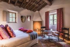 Décoration du Hameau des Baux, hôtel 5 étoiles en Provence