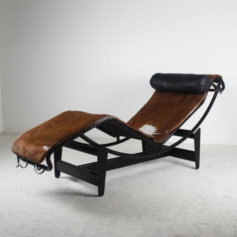 Chaise longue LC4 de Le Corbusier pour Cassina, 1974 3