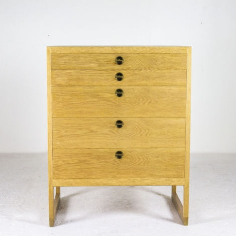 Commode de Borge Mogensen, 1957 2