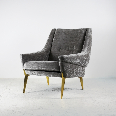 Paire de fauteuils de Charles Ramos