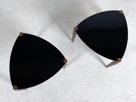 Paire de tables, 1960 4