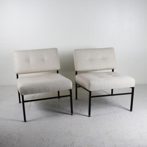 Paires de fauteuil 1960 1