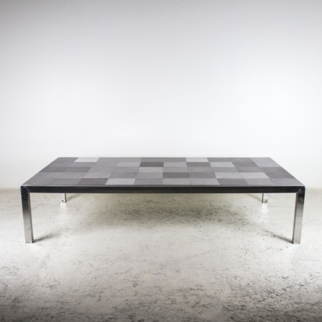 Table basse Luar de Ross Littell pour ICF, 1972 2