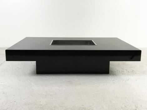 Table basse de Willy Rizzo, 1970 3