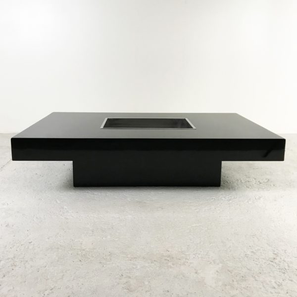 Table basse de Willy Rizzo, 1970