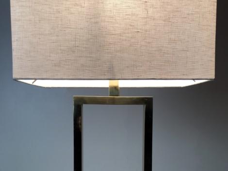 lampadaire en travertin 1