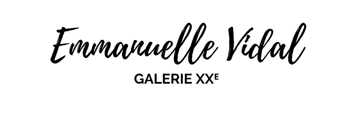 Emmanuelle Vidal Galerie | Le meilleur du design des années 50 à 70