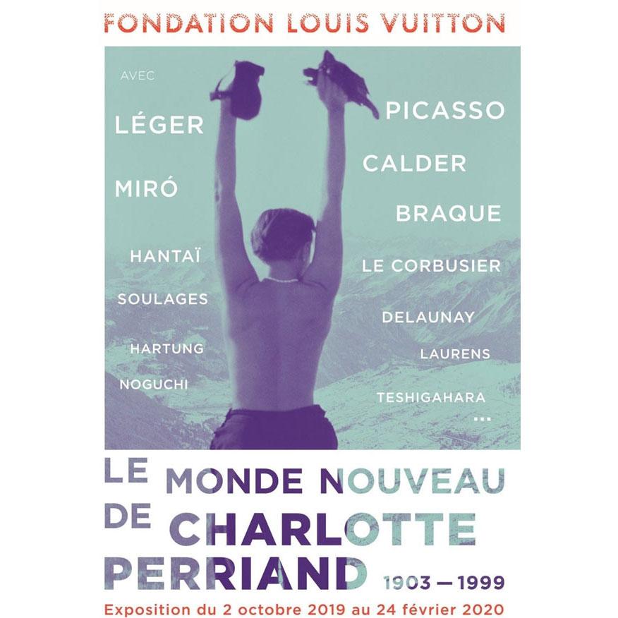 Le nouveau monde de Charlotte Perriand à la Fondation Louis Vuitton