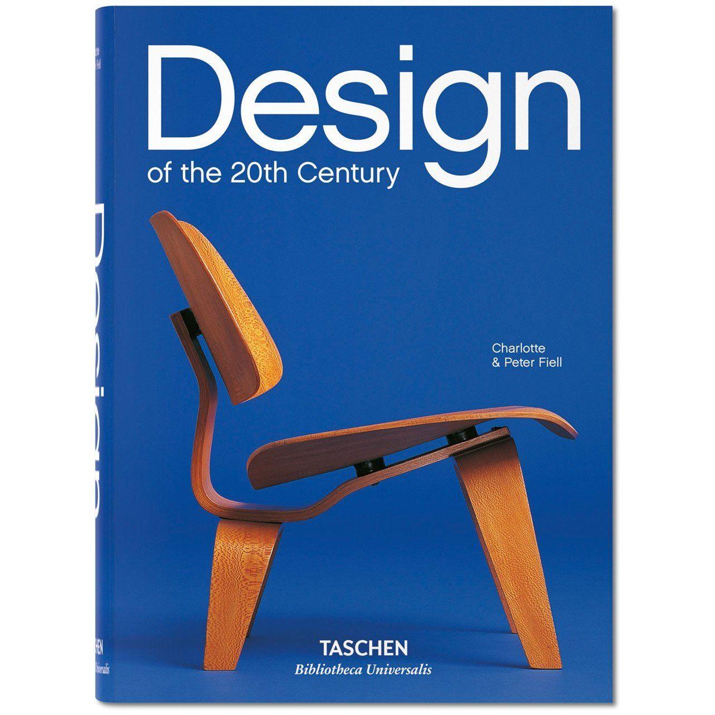 Design du XXe siècle, le livre de Charlotte et Peter Fiell