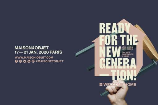 Salon Maison et Objet 2020, Emmanuelle Vidal Galerie