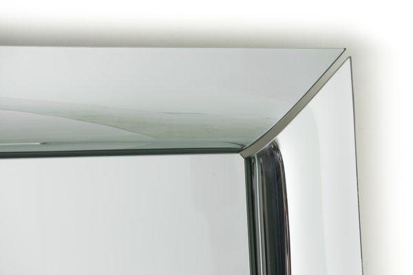 miroir en verre de Philippe Starck des années 90.