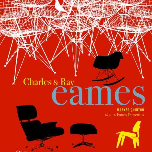 Charles et Ray Eames par Maryse Quiton