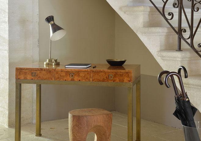 Ambiance vintage signée Emmanuelle Vidal, décoratrice d'intérieur