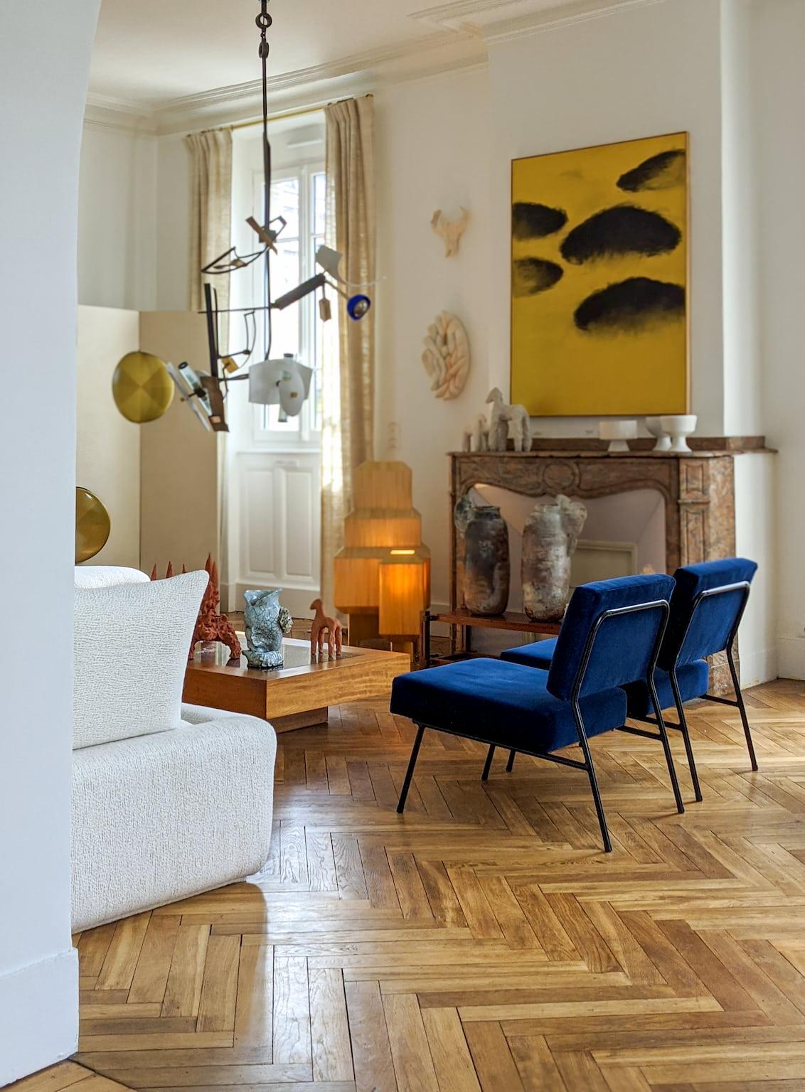 Collection vintage by Emmanuelle Vidal chez OAK Toulouse