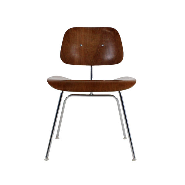 Set de 6 chaises DCM de Charles et Ray Eames pour Herman Miller, 1950