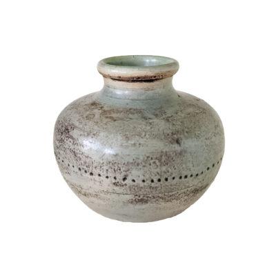 Vase vintage en céramique de Jacques Blin, 1960